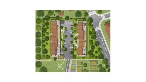 appartement neuf à Saint-Orens-de-Gameville