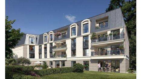 Appartement neuf Coeur Acacia à Asnieres-sur-Seine