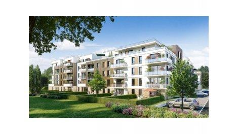 Appartement neuf Le Clos de Gavarnie investissement loi Pinel à Maurepas