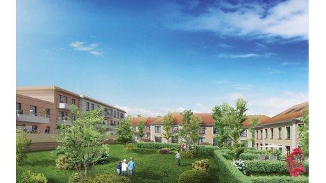 Appartement neuf Le Domaine du Breuil éco-habitat à Combs-la-Ville