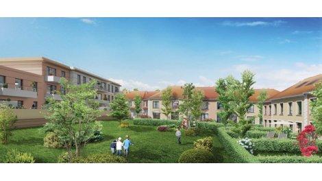 Appartement neuf Le Domaine du Breuil à Combs-la-Ville