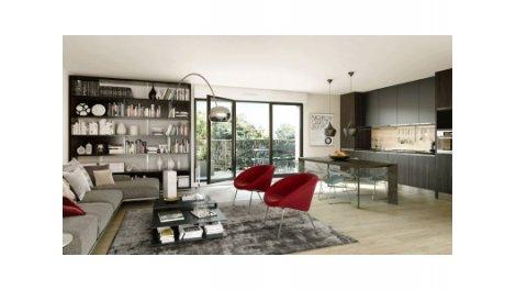 Appartement neuf Pontoise 41 rue Pierre Butin éco-habitat à Pontoise