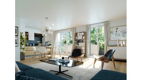 loiseau pontoise programme immobilier neuf. Black Bedroom Furniture Sets. Home Design Ideas