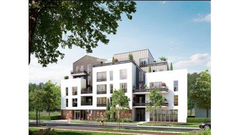 Appartement neuf Résidence du Golf investissement loi Pinel à Livry-Gargan