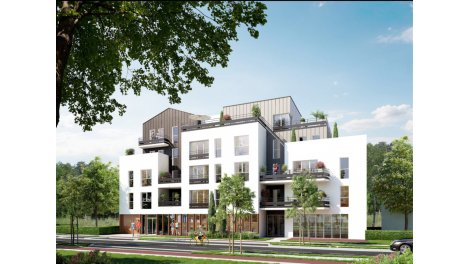 Appartement neuf Résidence du Golf éco-habitat à Livry-Gargan