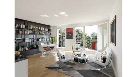 Appartement neuf Le Clos des Capucins investissement loi Pinel à Coulommiers