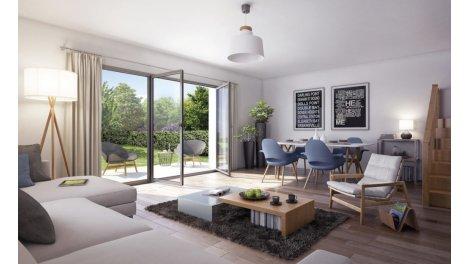 Appartements et maisons neuves Le Clos Cambronne à Saint-Sébastien-sur-Loire