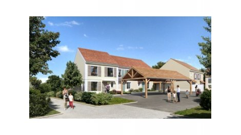 immobilier basse consommation à Orgeval