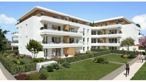 Appartement neuf Villa Chateau Gombert à Marseille 13ème