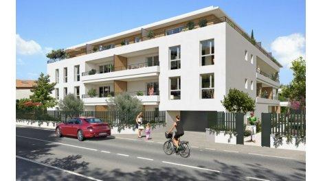 appartement neuf à Marseille 13ème