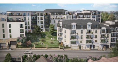 Appartement neuf Le Mansart éco-habitat à Noisy-le-Grand