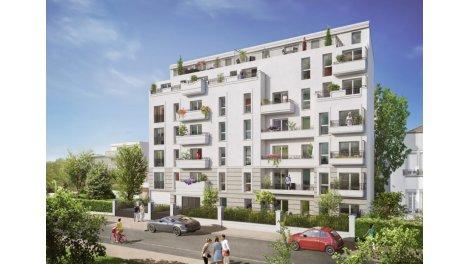 Appartement neuf Les Jardins de Plaisance investissement loi Pinel à Rosny-sous-Bois