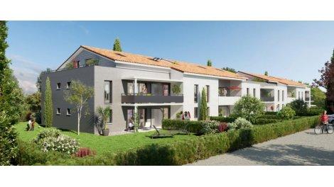 Appartement neuf Préféren'Ciel éco-habitat à Colomiers