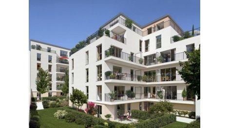 Appartement neuf Les Terrasses Gallieni éco-habitat à Argenteuil