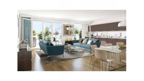 logement neuf à Argenteuil
