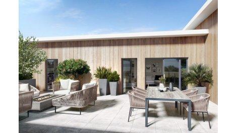 Appartement neuf Les Jardins du Prieuré éco-habitat à Conflans-Sainte-Honorine