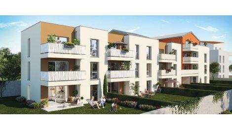 Appartement neuf 32b, rue Chirat éco-habitat à Villeurbanne