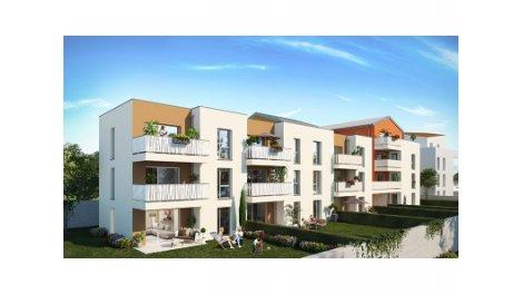Appartement neuf 32b, rue Chirat investissement loi Pinel à Villeurbanne