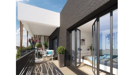 Appartement neuf Urban Garden investissement loi Pinel à Vitry-sur-Seine