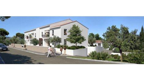 Appartement neuf Les Jardins d'Oléa à Sanary-sur-Mer