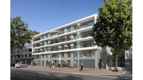 Appartement neuf Clos des Vallées investissement loi Pinel à Châtenay-Malabry