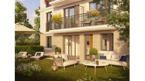 Appartement neuf Confidence investissement loi Pinel à Fontenay-sous-Bois
