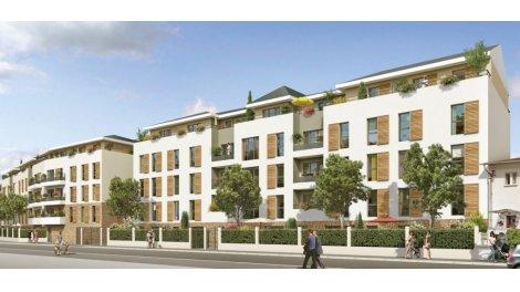 Appartement neuf 5 rue Pasteur éco-habitat à Mantes-la-Ville