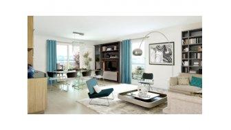 Appartements neufs Général de Gaulle éco-habitat à Garges-les-Gonesse