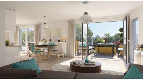 Appartement neuf 2 Henri Barbusse éco-habitat à Fresnes