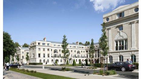 Appartement neuf Domaine Régence éco-habitat à Serris