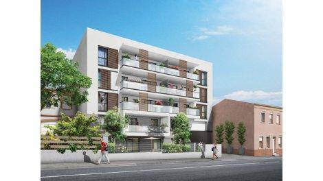 Appartement neuf Le 85 éco-habitat à Toulouse