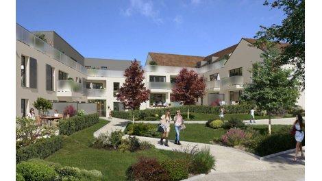 Appartement neuf Le Clos du Roi éco-habitat à Noisy-le-Roi