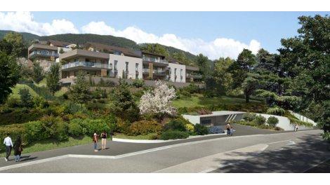 Appartement neuf Les Terrasses du Lac à Sévrier