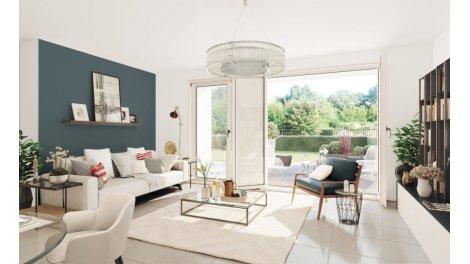 Appartement neuf Aqua Verde à Aix-en-Provence