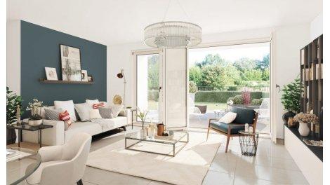 Appartement neuf Aqua Verde investissement loi Pinel à Aix-en-Provence