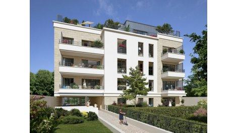 Appartement neuf Villa Flora à Fontenay-sous-Bois
