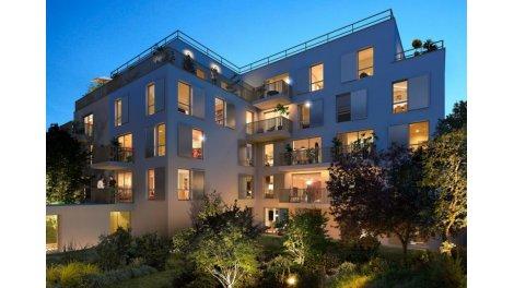 Appartement neuf Séquen'Ciel investissement loi Pinel à Livry-Gargan