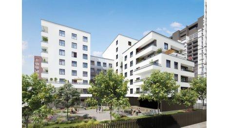 Appartement neuf Green Park éco-habitat à Bobigny