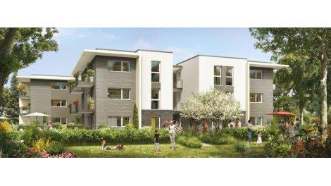 Appartement neuf Les Hauts du Lac à Anthy-sur-Léman