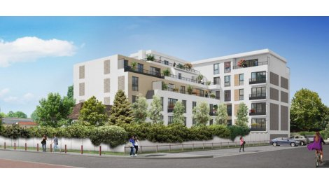 Appartement neuf Villa d'Avron éco-habitat à Rosny-sous-Bois