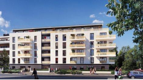 Appartement neuf Côté Square éco-habitat à Villepinte