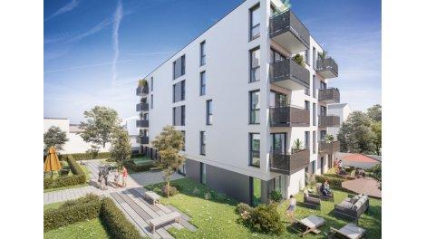 Appartement neuf Confluence éco-habitat à Les Pavillons sous Bois