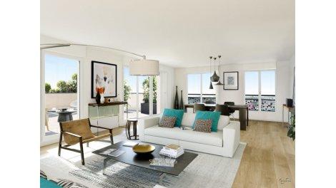 Appartement neuf Villa des Ormes éco-habitat à Le Perreux sur Marne