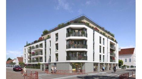 Appartement neuf Le Clos de l'Orme éco-habitat à Bondy