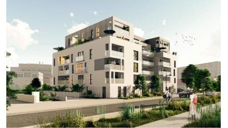 Appartement neuf Les Hauts Romanet à Saint-Herblain