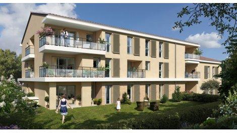 Appartement neuf Bastide Notre Dame à Aix-en-Provence