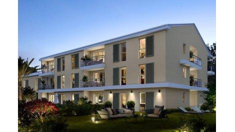 Appartement neuf Bastide Notre Dame investissement loi Pinel à Aix-en-Provence