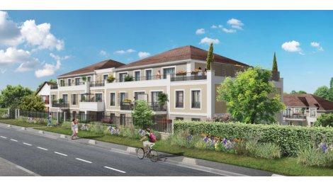 Appartement neuf Coteaux de la Marne éco-habitat à Montévrain