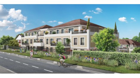 eco habitat neuf à Montévrain