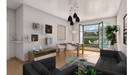 investir dans l'immobilier à Montévrain